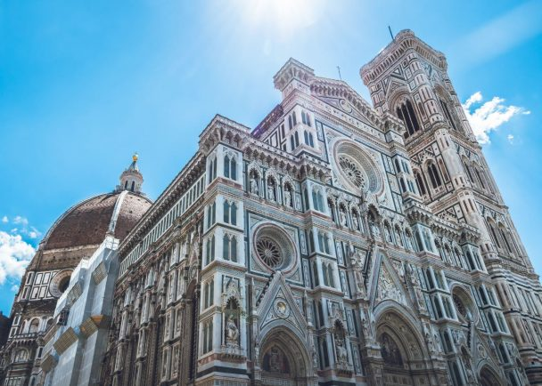 florence's cathedral and dome