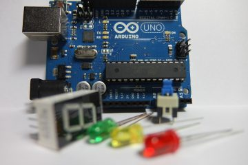 Introduction to Coding and Robotics with Arduino