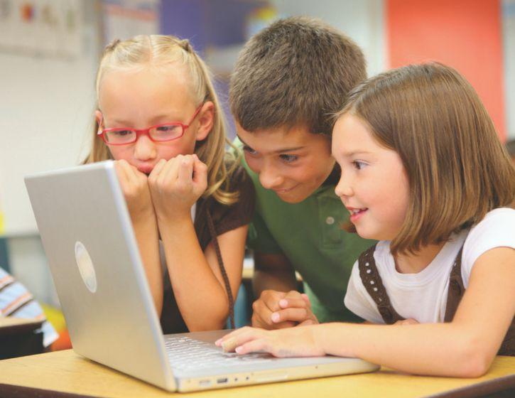 Social media for kids and teachers