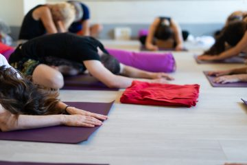 Yoga and Meditation for Educators: be a Great Teacher, be your Best Self