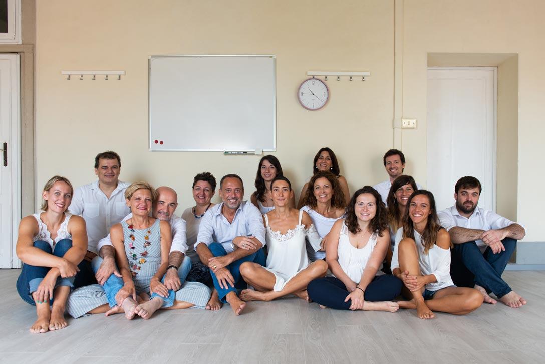 Foto di gruppo dello staff di EUROPASS Teacher Academy