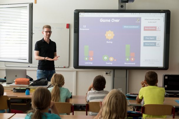 Using Smartboards to Teach Languages - Erasmus+ Course for Teachers
