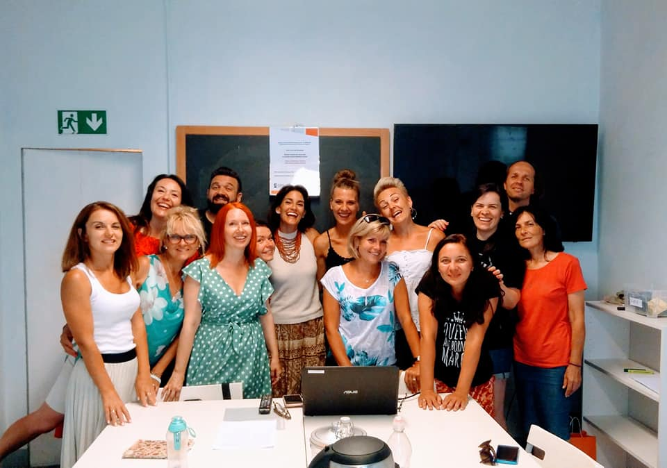 """""""Conflict Management, Emotional Intelligence and Bullying Prevention"""" in Europass Teacher Academy in Florence"""