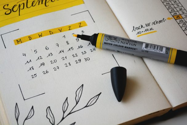 Courses Dates