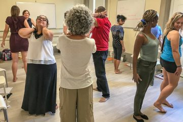 Lights, Camera, Action! Teaching with Drama in Education
