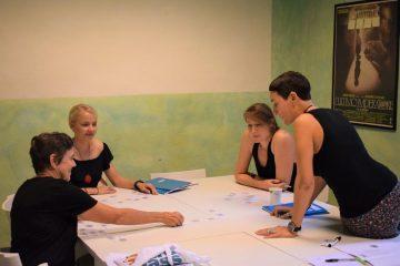 """Job Shadowing"" with Emilia Valkonen"