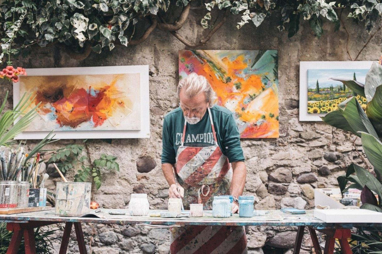 Arts and Wellbeing