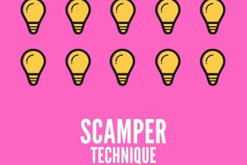 SCAMPER Technique for Creative Thinkers