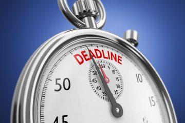 Erasmus Plus Ka1 Deadline