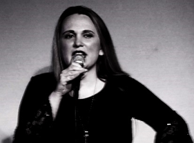 Marisol performing in New York City