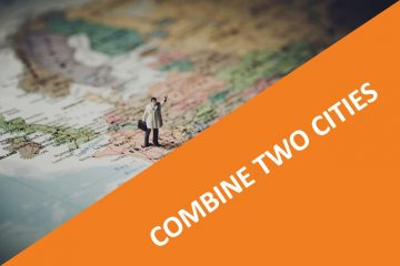 Combine two Cities