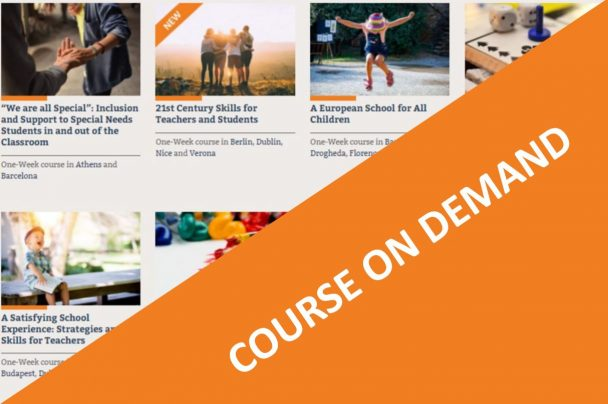 Course on demand