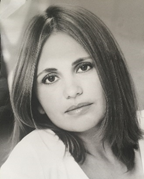 Marisol as a young actor in 2000