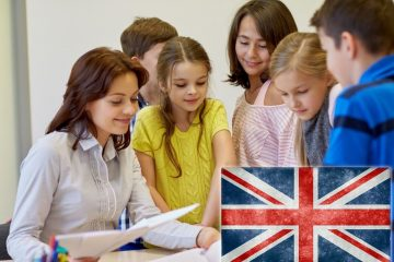 Intensive English and Classroom Management Course