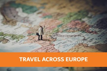 Travel Across Europe