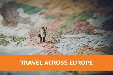 Travel Across Europe