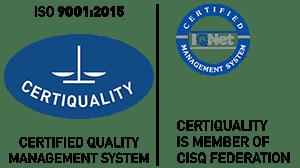 ISO 9001:2015, Unicert 9001