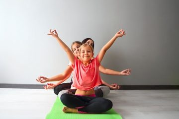 Introducing Yoga in Primary Schools