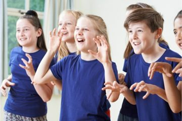 Drama Games to Foster Participation in Primary Schools