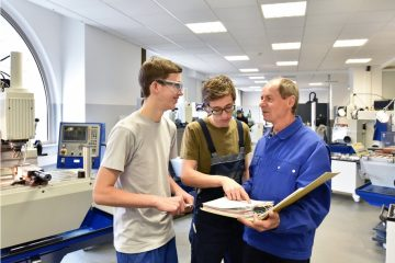 Vocational Education and Training (VET): The German System (Study Visits Included)